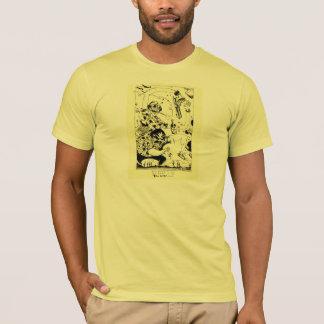T-shirt Chemise particulière pure