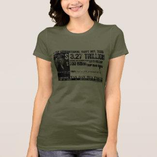 T-shirt Chemise perpétuelle de dette