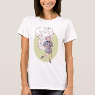 T-shirt chemise pie de joueur de pipeau