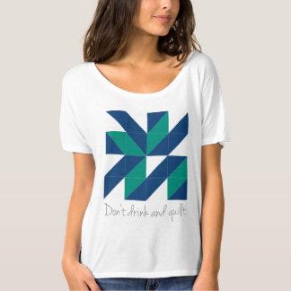 T-shirt Chemise piquante bue par AMQG