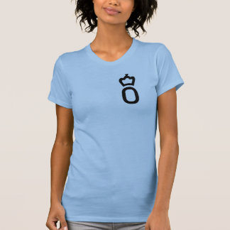 """T-shirt Chemise """"posée"""" d'Oldenbourg"""