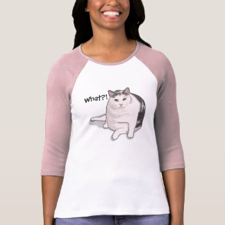 T-shirt Chemise potelée style1 de Nubbie