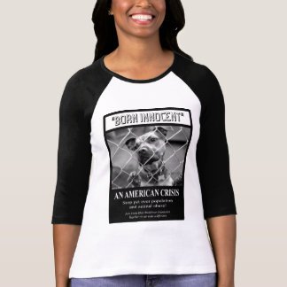 T-shirt Chemise raglane innocente née