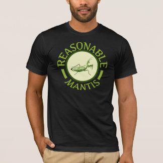 T-shirt Chemise raisonnable de mante