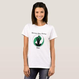 T-shirt Chemise Repurpose de yoga vos sentiments