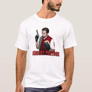 T-shirt Chemise résidente de Phelous