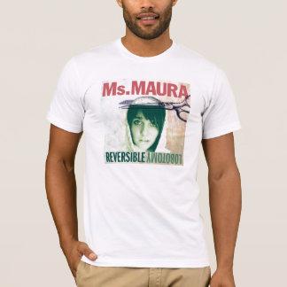 T-shirt Chemise réversible de couverture d'album de