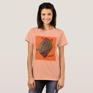 T-shirt Chemise rêveuse