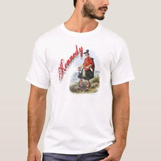T-shirt Chemise rêveuse écossaise de Kennedy de clan
