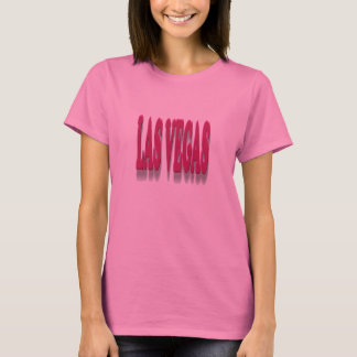 T-shirt chemise ROSE de 3D Las Vegas