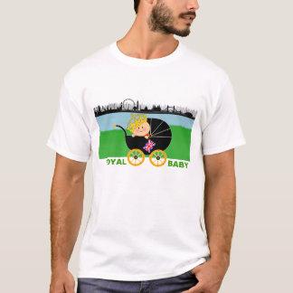 T-shirt Chemise royale de bébé