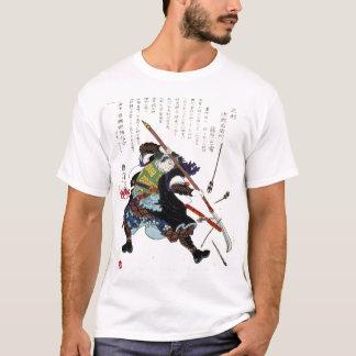 T-shirt chemise samouraï