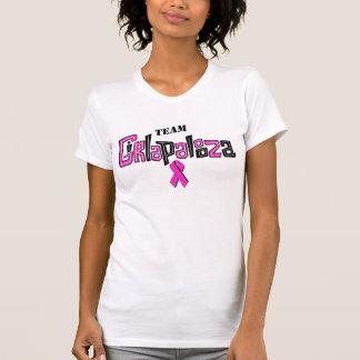 T-shirt Chemise sans manche d'équipe de dames Microfiber T