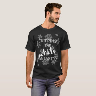T-shirt Chemise sans valeur de ski