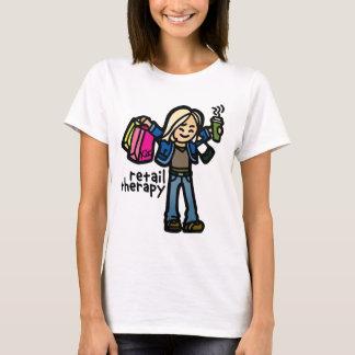 T-shirt chemise sérieuse d'achats