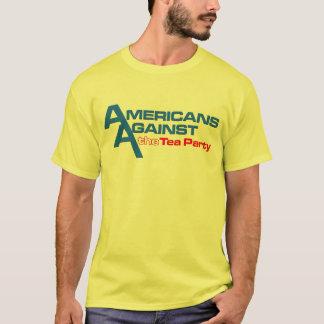 T-shirt Chemise simple du logo du type