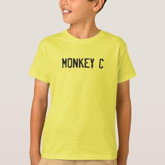 T-shirt Chemise - singe C