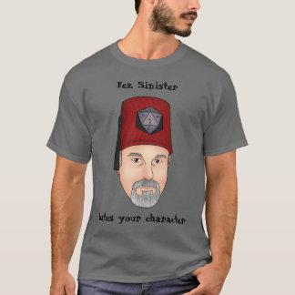 T-shirt Chemise sinistre de haines de Fez
