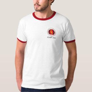 T-shirt Chemise solitaire 2017 de personnel de loge d'Eco