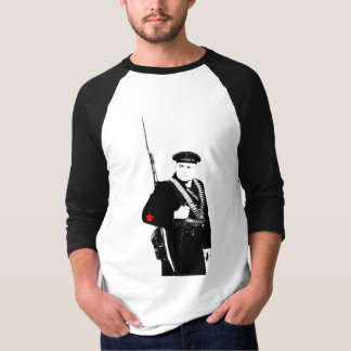 T-shirt Chemise soviétique d'infanterie de marine de 2ÈME