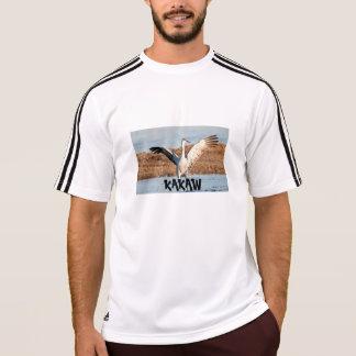 T-shirt Chemise sportive de la personnalisation KAKAW