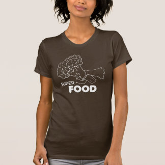 T-shirt Chemise superbe de nourriture de brocoli