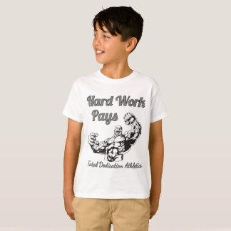 T-shirt Chemise totale d'athlétisme de dévouement