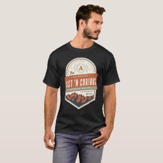 T-shirt Chemise tous terrains curieuse d'équipe