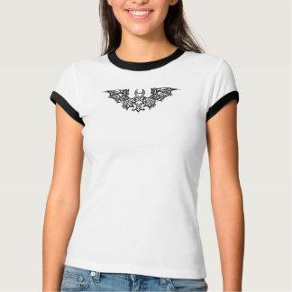 T-shirt chemise tribale de batte