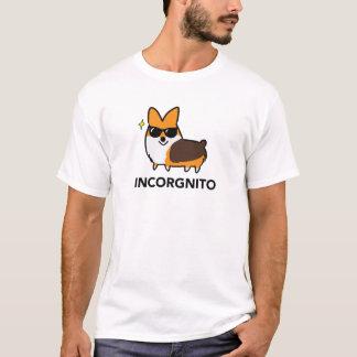 T-shirt Chemise tricolore d'Incorgnito