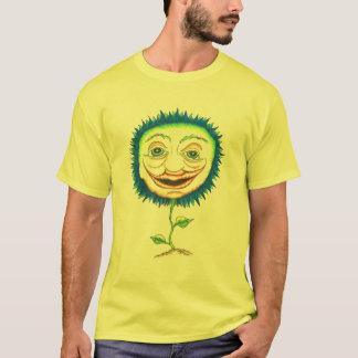 T-shirt Chemise Trippy de fleur