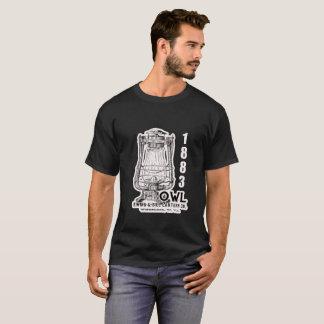 T-shirt Chemise tubulaire de 1883 brevets de hibou