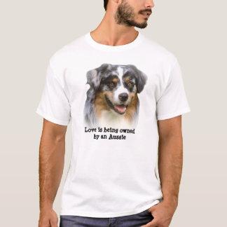 T-shirt Chemise unisexe fabuleuse de berger australien