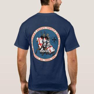 T-shirt Chemise V2 de joint de chevaliers de Templar deux