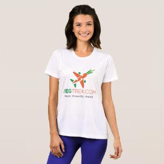 T-shirt chemise végétalienne de la séance d'entraînement