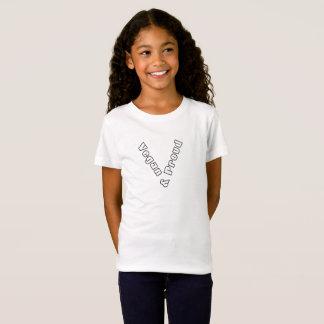 T-Shirt Chemise végétalienne V pour le style de victoire