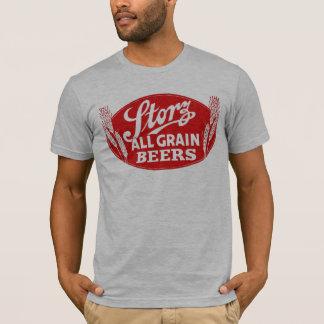 T-shirt Chemise vintage de bière de Storz