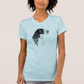 T-shirt Chemise vintage de chien d'épagneul de springer
