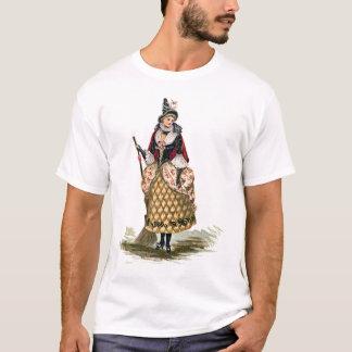 T-shirt Chemise vintage de sorcière de Halloween