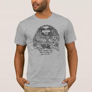 T-shirt Chemise vintage d'établissement vinicole de
