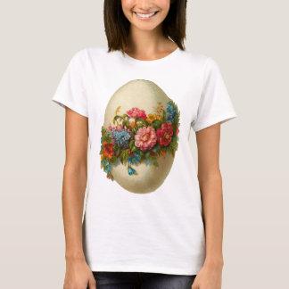 T-shirt Chemise vintage d'oeuf de pâques