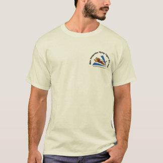 T-shirt Chemises, couleur claire, avec le logo de NH