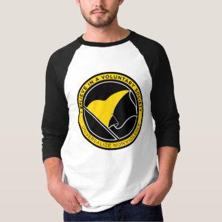 T-shirt Chemises de drapeau d'AnCap