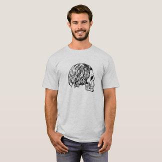 T-shirt Chemises de métaux lourds de crâne