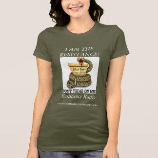 T-shirt Chemises de résistance