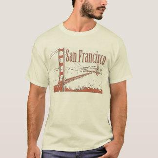 T-SHIRT CHEMISES DE SAN FRANCISCO