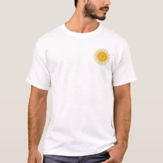 """T-shirt Chemises """"de Sun argentin"""""""