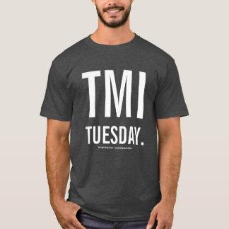 T-shirt Chemises de TMI mardi !