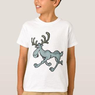 T-shirt Chemises et cadeaux 16 d'orignaux