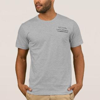 T-shirt Chemises faites sur commande de corps de bravoure